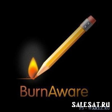 BurnAware Professional 4.2 + Portable x86+x64 [2011, RUS]