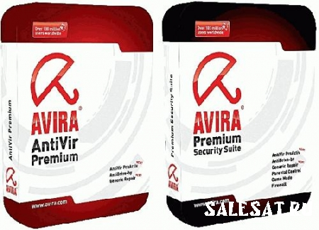 Avira AntiVir Premium v10.2.0.148 Final + Avira Premium Security Suite v10.2.0.148 Final