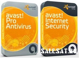 avast! Internet Security / avast! Pro Antivirus 6.0.1367 Final x86+x64 [2011, MULTILANG +RUS]