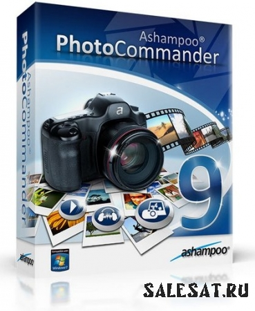Ashampoo Photo Commander 9.4.1 + RePack + Portable + Silent