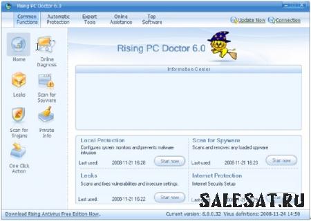 Rising PC Doctor 6.0.5.01